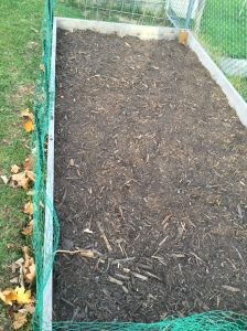 Lots of compost!
